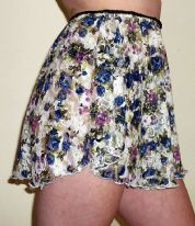 Floral Lace French Knickers